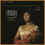 Shirley Verrett At Carnegie Hall / 1965