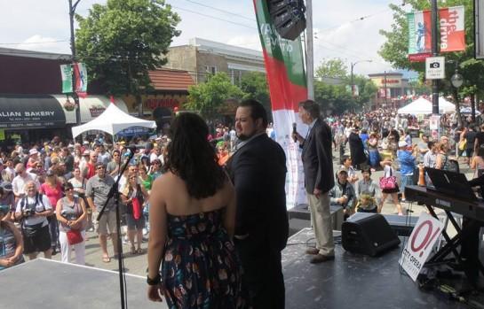 Italian Day June 2014