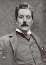 Puccini in 1900