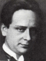 """Austrian musician Viktor Ullman composed more than 20 operas while imprisoned by the Nazis. In an essay, he wrote: """"By no means did we sit weeping on the banks of the waters of Babylon and our endeavor with respect to arts was commensurate with our will to live."""" He died in the gas chambers at Auschwitz in 1944."""